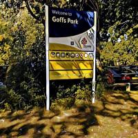 Outdoor Fun: A visit to Goffs Park, Crawley
