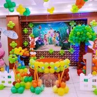 Enchanted Theme Birthday decoration