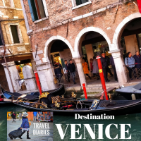 TRAVEL DIARIES (VENICE: EXPLORE, LEARN AND HAVE FUN)