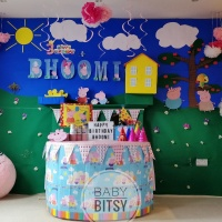 How to throw an ultimate Peppa Pig theme Birthday Party